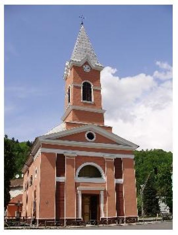 Rahói Nepomuki Szent János Római Katolikus Templom