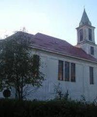 Aknaszlatinai római katolikus templom