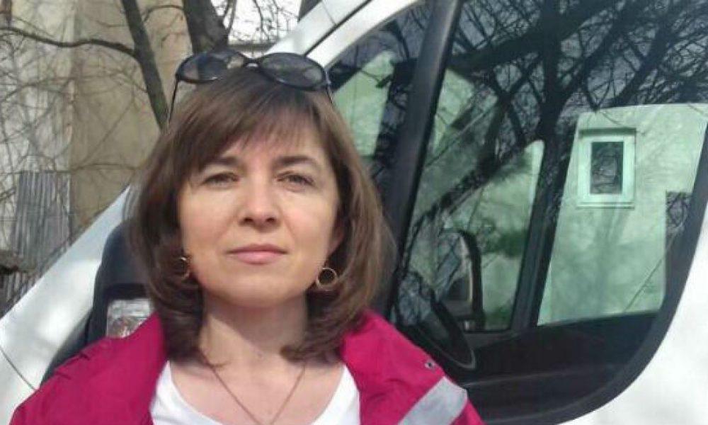 Egészségügyben magyarul: interjú Varga Gyöngyi mentőorvossal
