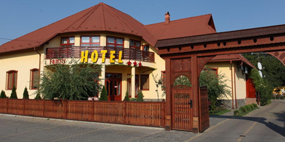Itt Magyarul Is: nagybégányi Family étterem és hotel
