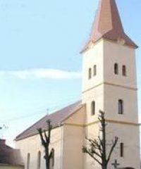 Szolyvai római katolikus templom